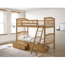 Luxury Oak Bunk Beds