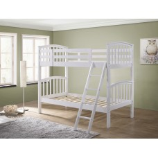Luxury White Bunk Beds