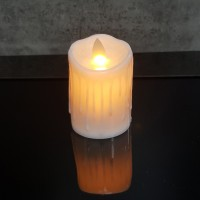 Crystal LED Candle Large