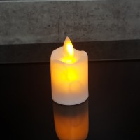 Crystal LED Candle small