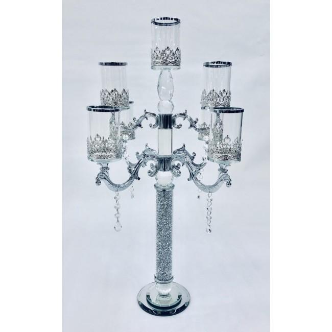 Crystal Regal Candelabra 7