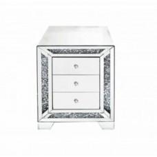 Diamond Bedside Cabinet