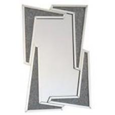Funky Glitz Diamante Mirror