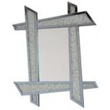 Glitz Funky Frame Diamante Mirror