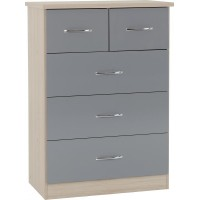 Reno 3 + 2 Drawer Chest