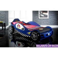 McLaren Car Racer Bed