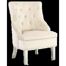 Mink Regal Bedroom Chair